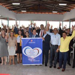 Lançamento da Campanha na Cidade de Bequimão
