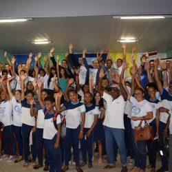 Abertura dos trabalhos da Campanha na Cidade de Mirinzal