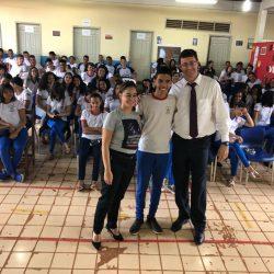 Escola Dom Marcelino - 16-04-18