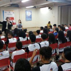 Público da Escola Sara Kubicheck